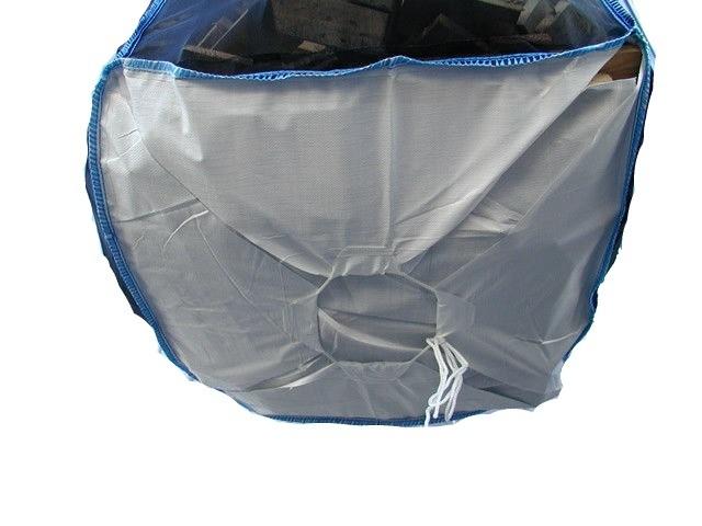 Profi Woodbag Holzbag 100x100x160cm Sternboden Big Bag Brennholz   5 Stück