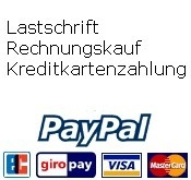 Paypalzahlung