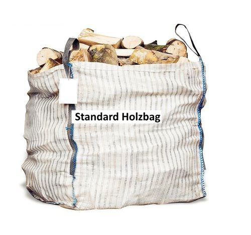 Holzbag 100x100x120cm Standard Holz Big Bag